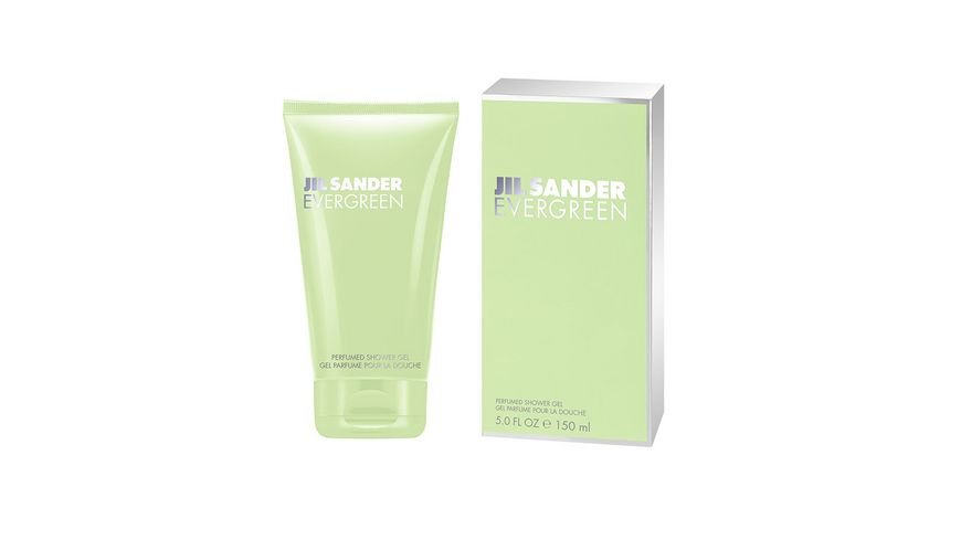 JIL SANDER Evergreen Shower Gel