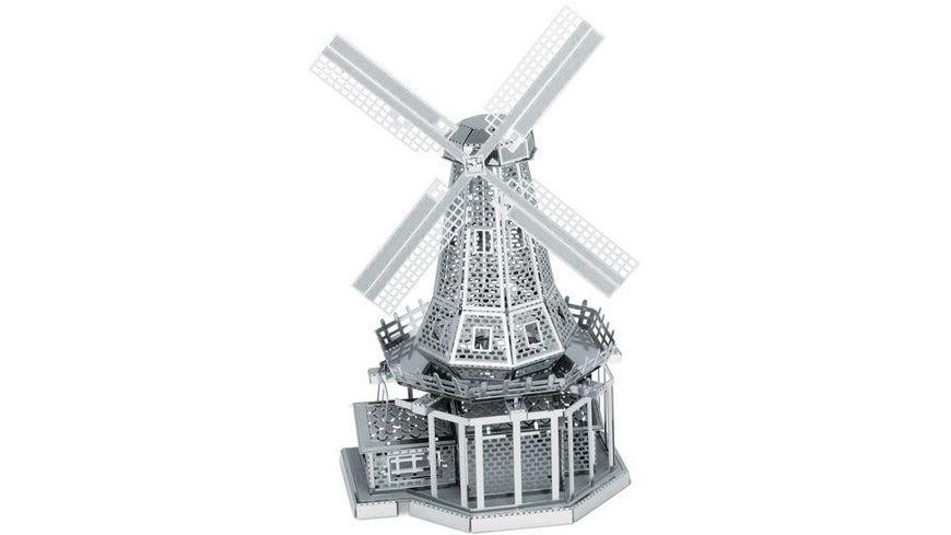 Metal Earth 502570 Bauwerke Windmill