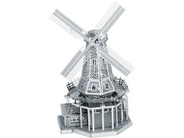 Metalearth Bauwerke Windmill