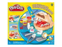 Hasbro Play Doh Dr Wackelzahn