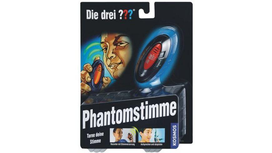 KOSMOS Drei Phantomstimme