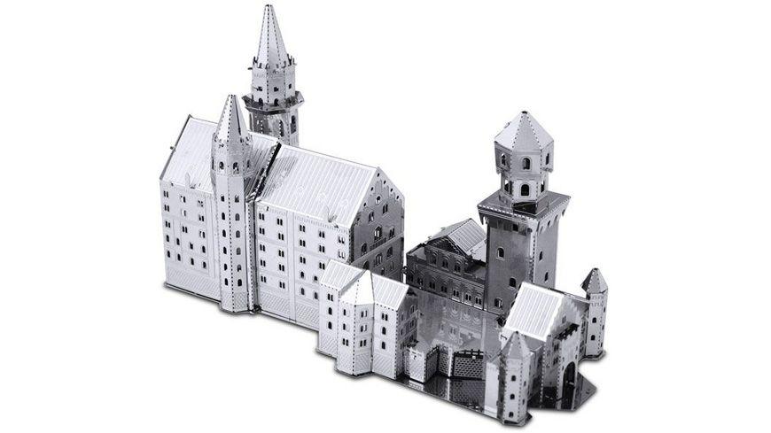Metal Earth 502552 Bauwerke Schloss Neuschwanstein 2018 3 Boegen