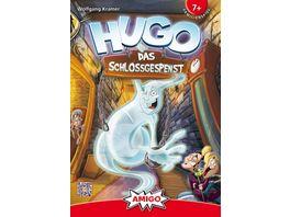 Amigo Spiele Hugo das Schlossgespenst