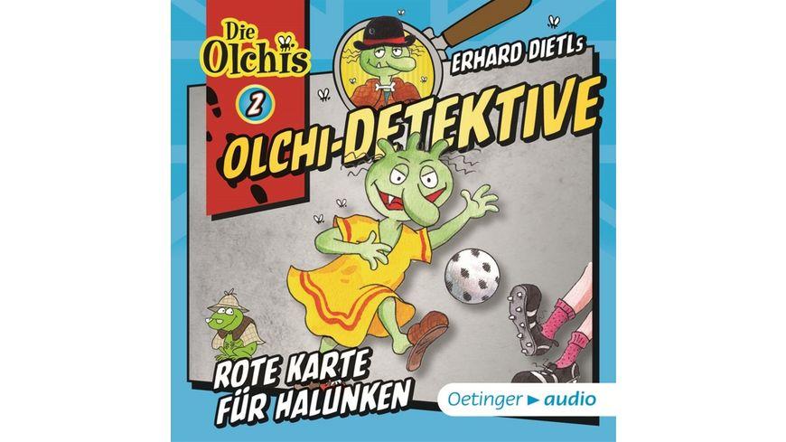 Olchi Detektive 2 Rote Karte F