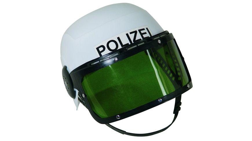 Fries Polizei Einsatzhelm