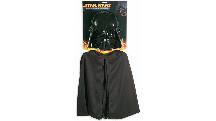 Rubies Darth Vader Maske und Cape