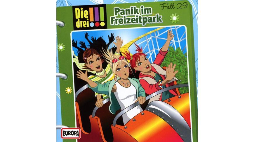 029 Panik im Freizeitpark