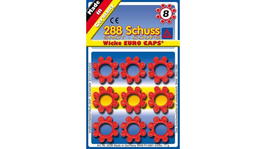 J G Schroedel 8 Schuss Ring Munition 288 Schuss