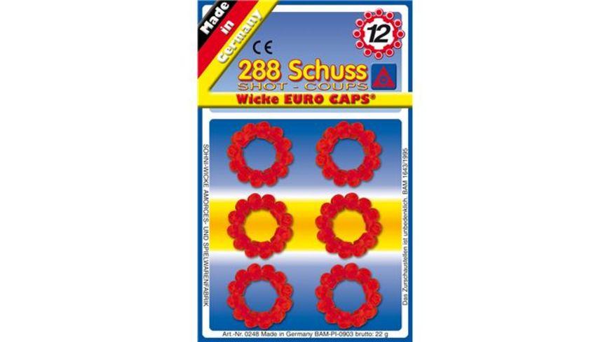 J G Schroedel 12 Schuss Ring Munition 288 Schuss
