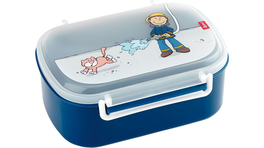 sigikid Brotzeitbox Frido Firefighter