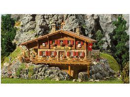 Faller 130329 H0 Hochgebirgshuette Moser Huette