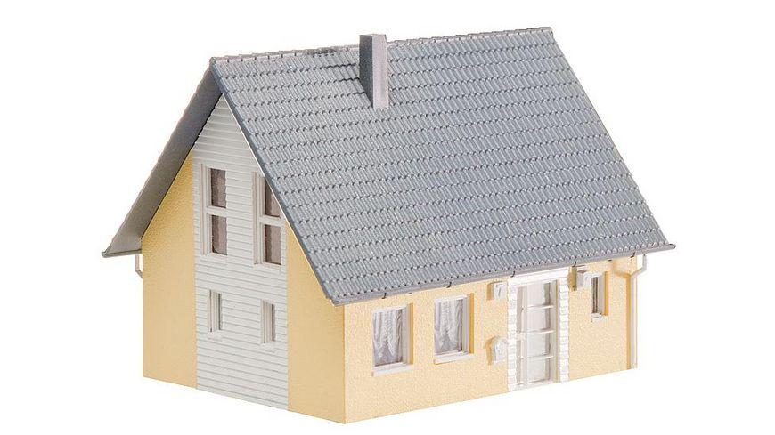 Faller 130317 H0 Einfamilienhaus gelb