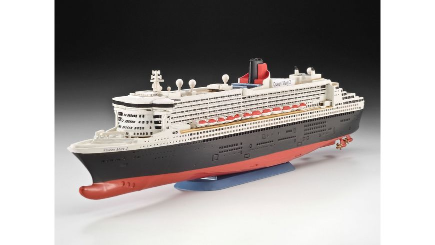 Revell 05808 Ocean Liner Queen Mary 2