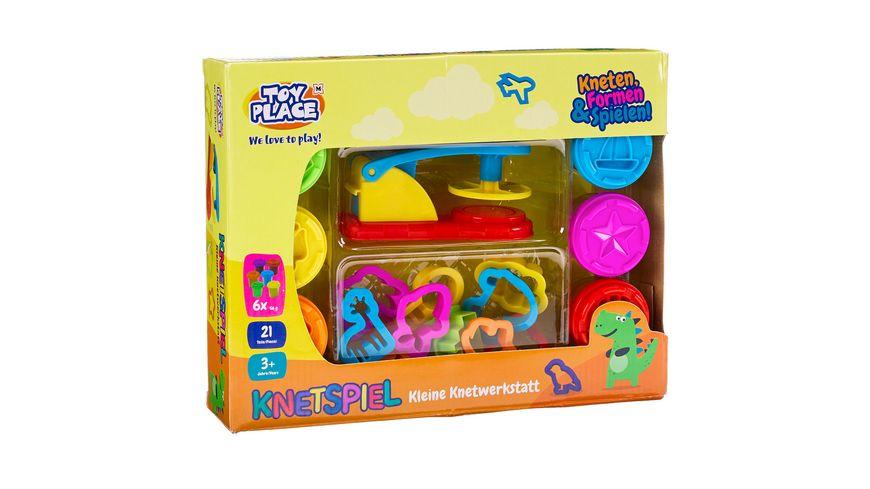 Mueller Toy Place Kleine Knetwerkstatt
