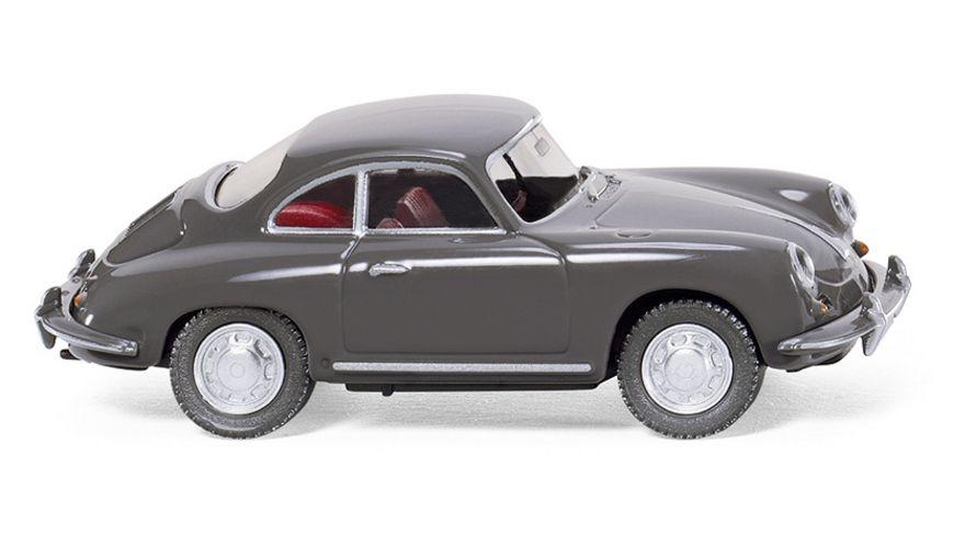 WIKING 081407 Porsche 356 Coupe