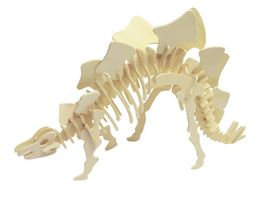 Weico 80305 Stegosaurus Holzbausatz