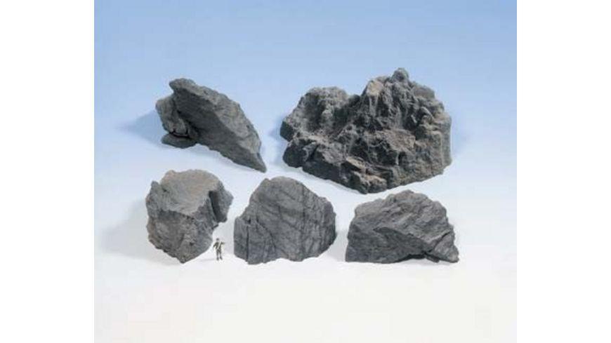 NOCH 58451 Struktur Felsstuecke Granit