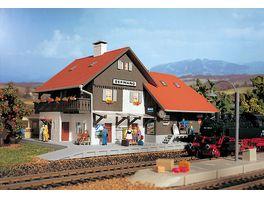 Vollmer H0 Bahnhof Berwang