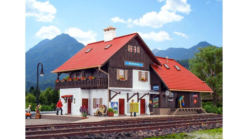 VOLLMER 49050 H0 Bahnhof Berwang