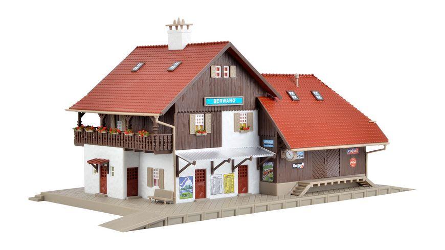 Vollmer 49050 H0 - Bahnhof Berwang