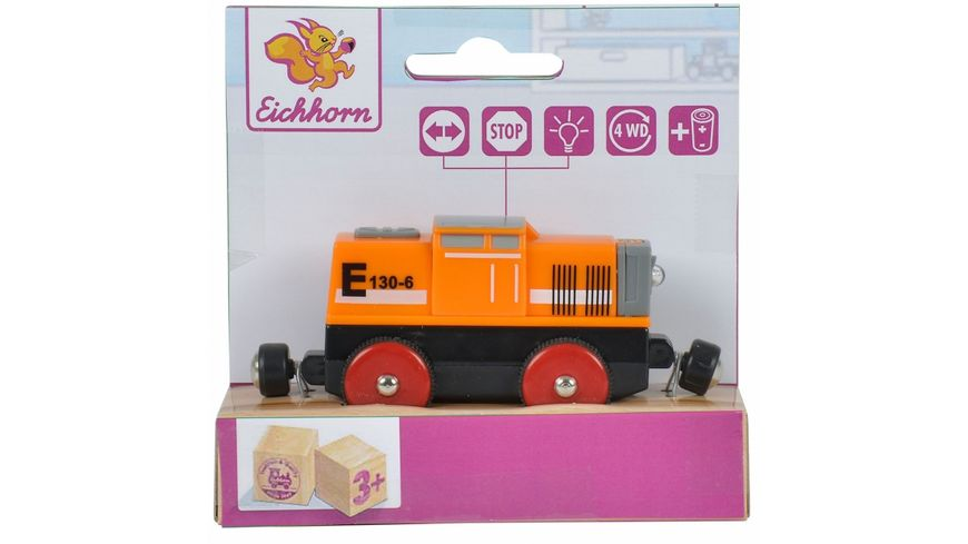 Eichhorn Bahn Rangier E Lok