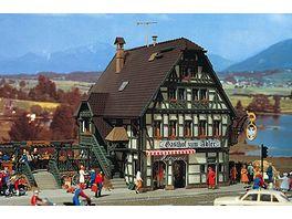 Vollmer H0 Gasthaus mit Metzgerei