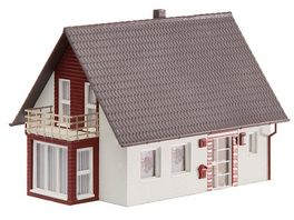 Faller 130318 H0 Einfamilienhaus weinrot