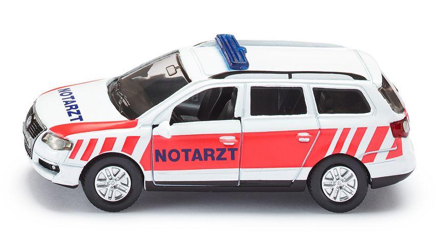 SIKU 1461 Super Notarzt Einsatz Fahrzeug
