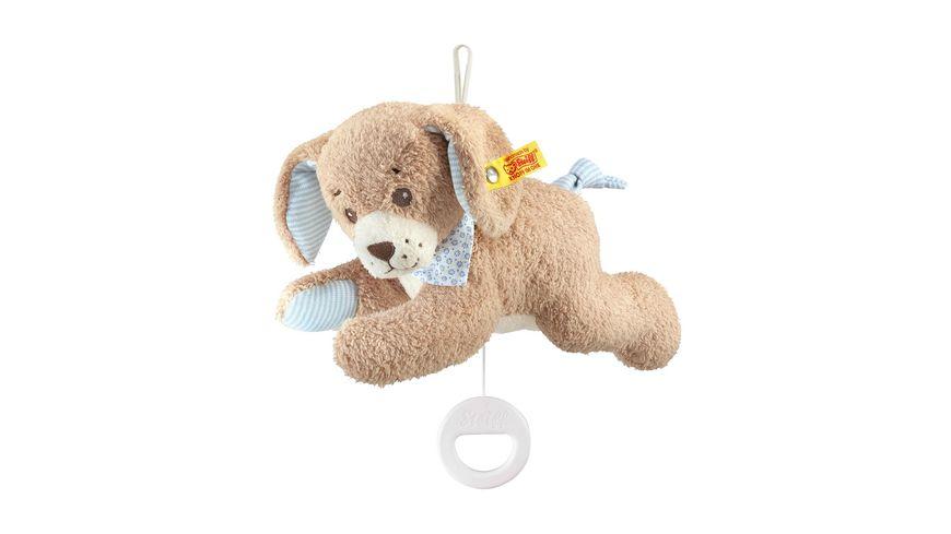 Steiff Gute Nacht Hund Spieluhr