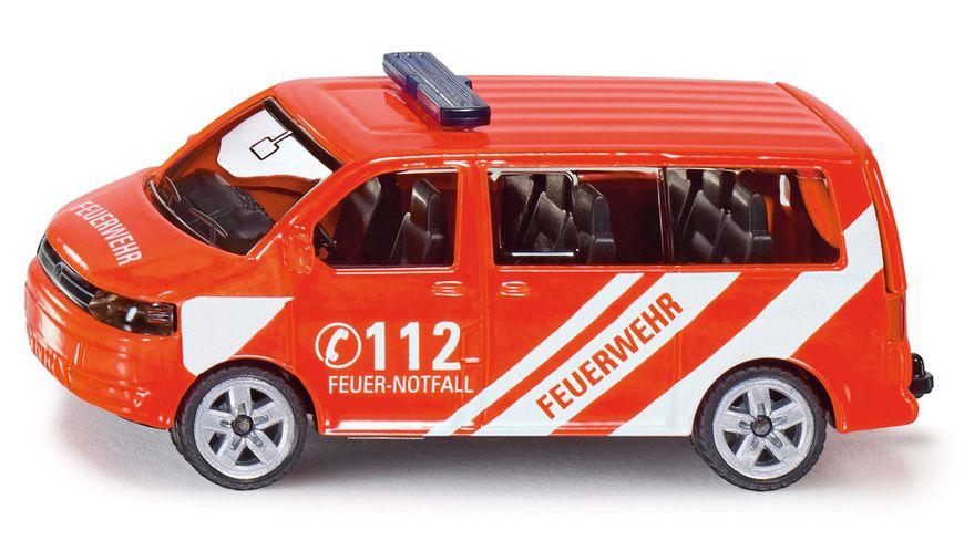 SIKU Super Feuerwehr Einsatzleitwagen