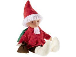 Heunec Sandmaennchen und seine Freunde Sandmann Puppe XL 55cm