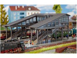 Faller 222153 N Bahnsteigbruecke Radolfzell
