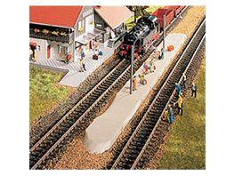 VOLLMER 49080 H0 Bahnsteig Berwang