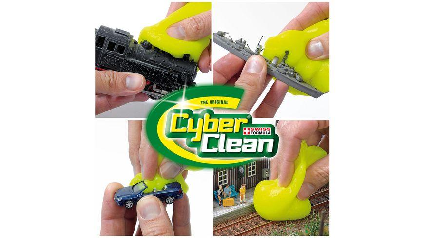 Busch Modellbahnzubehoer Cyber Clean Modellbau Reiniger