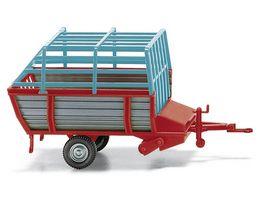 WIKING 038101 Heuladewagen rot grau