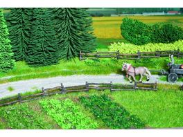 NOCH 7133 H0 Bueschel Feldpflanzen 104 Stueck