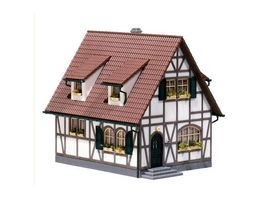 Faller 130257 H0 Einfamilienhaus mit Fachwerk