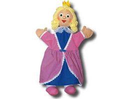 Trullala Prinzessin Handpuppe 40 cm