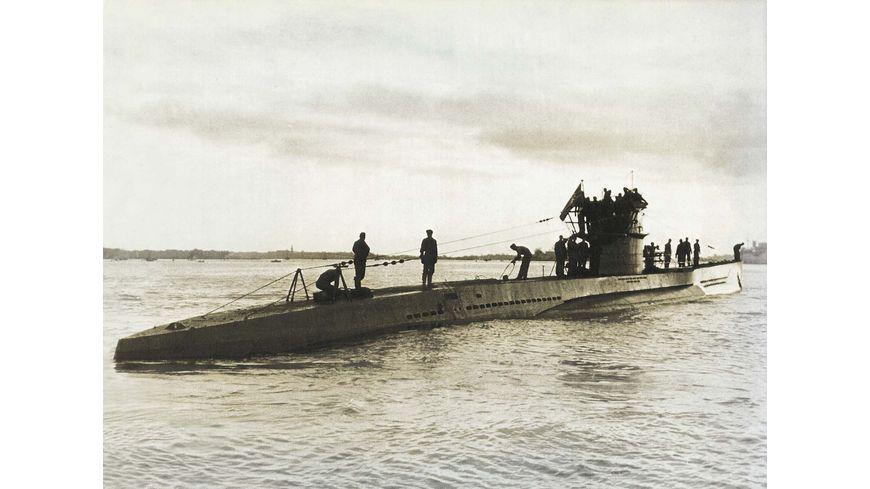 Revell 05093 Deutsches U Boot Type VII C