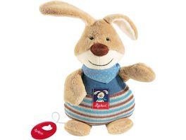sigikid Semmel Bunny Musikspieluhr klein