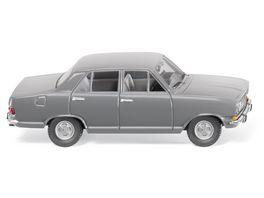 WIKING 079003 Opel Kadett B schiefergrau
