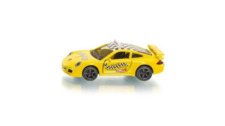 SIKU 1457 Super Porsche 911 Fahrschule