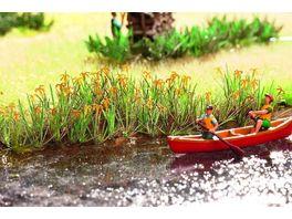 NOCH 14140 H0 Laser Cut minis Wasserlilien 18 Pflanzen