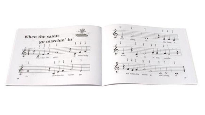Voggenreiter Das bunte Mundharmonika Set ab 6 Jahren