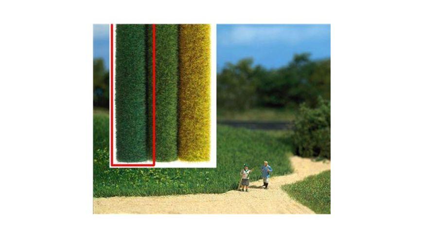 BUSCH 7210 - Wildgras-Geländeteppich dunkelgrün