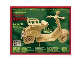 Weico 80242 Vespa Roller Holzbausatz