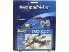 Revell 64192 Model Set Spad XIII C 1