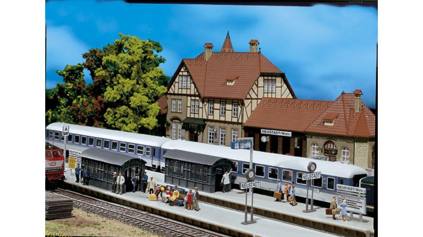 Faller H0 Bahnsteigverlaengerung zu 120191