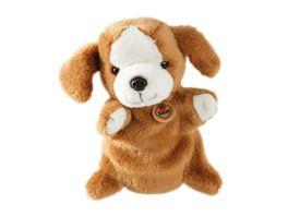 Bauer Handpuppe Hund