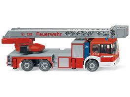 WIKING 061538 Feuerwehr DLK 23 12 MB Econic Metz